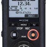 dictaphone Olympus LS-P4 PCM FLAC